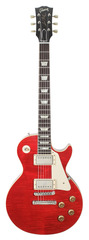 Pre-Owned Gibson Custom Shop 1958 Les Paul Faded Cherry Lightly Figured VOS