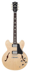 Gibson Custom Shop Benchmark Collection 2013 Limited Run 1963 ES-335 Figured Antique Natural