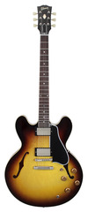 Gibson Custom Shop 1959 ES-335 Dot Vintage Sunburst 2013