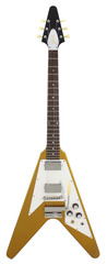 Gibson Custom Shop Benchmark 1967 Flying V Reissue with Maestro