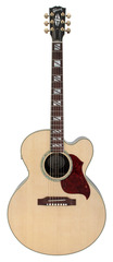 Gibson J-185 EC Acoustic/Electric Rosewood Antique Natural