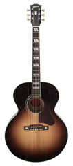 Gibson J-185 True Vintage Sunburst Limited Edition 2014
