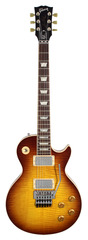 Gibson Custom Shop Alex Lifeson Axcess Les Paul Viceroy Brown