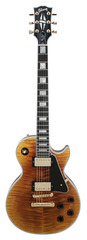 Gibson Custom Shop Benchmark Collection 2014 Limited Run Les Paul Custom Reverse Burst