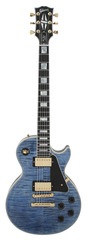 Gibson Custom Shop 2014 Limited Run Les Paul Custom Indigo Blue