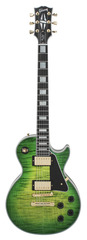 Gibson Custom Shop Limited Run Les Paul Custom Iguana Burst