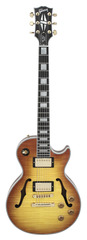 Gibson Custom Shop Benchmark Collection 2014 Limited Run Les Paul Florentine Figured Honey Burst