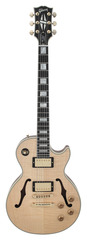 Gibson Custom Shop Benchmark Collection 2014 Limited Run Les Paul Florentine Figured Antique Natural