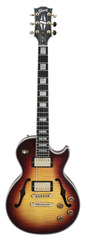 Gibson Custom Shop Limited Run Les Paul Florentine Figured Bourbon Burst