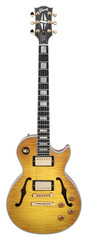 Gibson Custom Shop Benchmark Collection 2014 Limited Run Les Paul Florentine Figured Lemon Burst