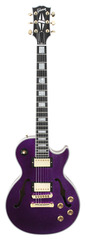 Gibson Custom Shop Benchmark Collection 2013 Limited Run Les Paul Florentine Purple Sparkle