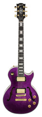 Gibson Custom Shop Benchmark Collection Limited Run Les Paul Florentine Grape Sparkle