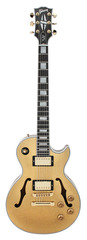 Pre-Owned Gibson Custom Shop Benchmark Collection 2013 Limited Run Les Paul Florentine Gold Sparkle