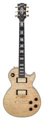 Gibson Custom Shop Benchmark Collection 2014 Limited Run Les Paul Custom Natural