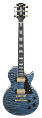 Gibson Custom Shop Limited Run Les Paul Custom Indigo Blue