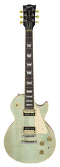 Pre-Owned Gibson Les Paul Classic Seafoam Green 2015