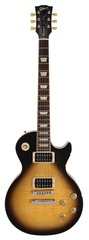 Gibson Les Paul Classic Plus Vintage Sunburst 50s Neck