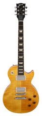 Gibson Les Paul Standard Trans Amber 2016