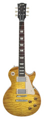 Gibson Custom Shop Benchmark Collection 2014 Limited Run Hand-Picked Figured 1959 Les Paul Chambered