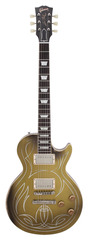 Gibson Custom Shop Billy Gibbons Les Paul Goldtop Aged Limited Edition