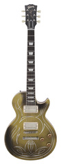 Pre-Owned Gibson Custom Shop Billy Gibbons Les Paul Goldtop Aged
