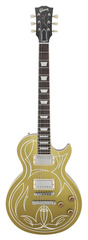 Pre-Owned Gibson Custom Shop Billy Gibbons Les Paul Goldtop VOS Limited Edition