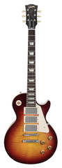 Pre-Owned Gibson Custom Shop Limited Run 3-Pickup 1959 Les Paul Gloss Bourbon Burst 2013