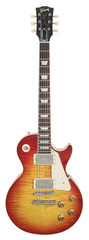 Pre-Owned Gibson Custom Shop 1959 Les Paul Washed Cherry Sunburst VOS 2013