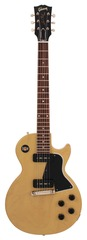 Gibson Custom Shop 1960 Les Paul Special Single Cut VOS TV Yellow
