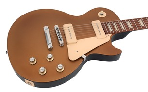 Les Paul Studio 60s Tribute Gold Top with Dark Back