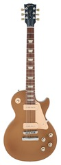 Gibson Les Paul Studio 60s Tribute Gold Top with Dark Back