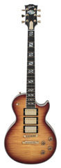Gibson Les Paul Supreme Three-Pickup Honey Burst Limited Edition
