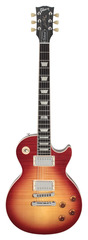 Gibson Les Paul Traditional Limited Edition Flame Top 3 Cherry Sunburst 60s Neck