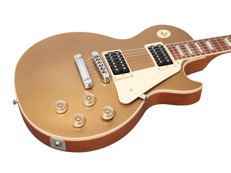 gibson les paul signature t gold top rainbow guitars. Black Bedroom Furniture Sets. Home Design Ideas