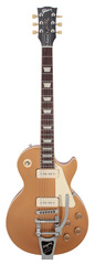 Gibson Les Paul Traditional Gold Top P90s Bigsby
