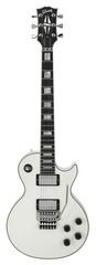 Gibson Custom Shop Les Paul Custom Axcess Alpine White W/ Floyd Rose