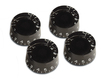 Gibson Speed Knobs Black 4 Pack
