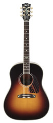 Gibson J-45 Custom Koa Acoustic/Electric Sunset Burst Limited Edition