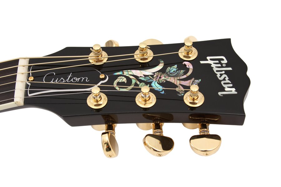 Gibson J-45 Custom - Gibson Guitar Board