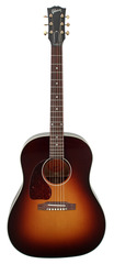 Gibson J45 Deluxe Sunset Burst Left Handed