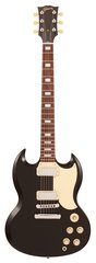 Gibson SG Special 70s Tribute Satin Ebony