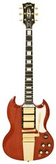 Gibson Custom Shop SG Custom with Maestro Vibrato Cherry 2007