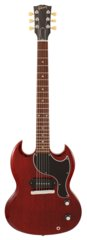 Gibson SG JR 60s Tribute Heritage Cherry