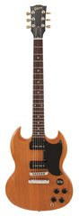 Gibson SG Special 60s Tribute Worn Natural