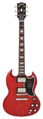 Gibson Custom Shop SG Standard Reissue VOS Faded Cherry