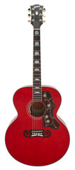 Gibson Limited Edition SJ-200 Trans Cherry 2015
