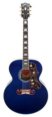 Gibson Early 1960s SJ-200 Trans Blue Limited Edition 2015