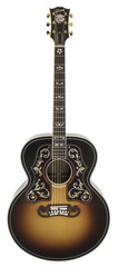 Gibson Bob Dylan Limited SJ-200 Autographed Collector's Edition