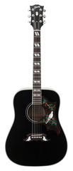 Gibson Limited Edition Dove Black