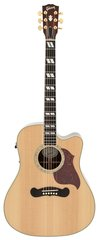 Gibson Songwriter Deluxe Cutaway Antique Natural